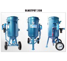 Sand blasting machine for sale   Sand abbrasive blasting in